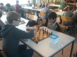 Arpit op het Han Mulder toernooi